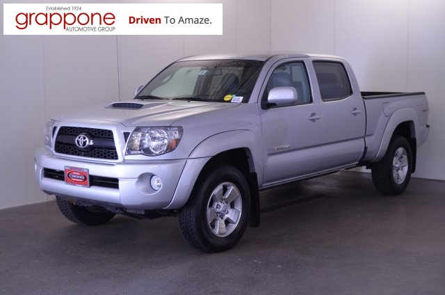 certified pre owned toyota tacoma autos post. Black Bedroom Furniture Sets. Home Design Ideas
