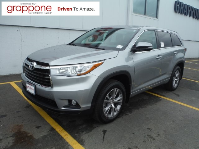 new 2015 toyota highlander limited 4d sport utility in bow di state tb1338 grappone toyota. Black Bedroom Furniture Sets. Home Design Ideas